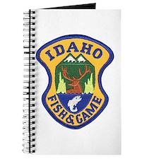 Idaho Game Warden Journal