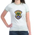 Idaho Game Warden Jr. Ringer T-Shirt