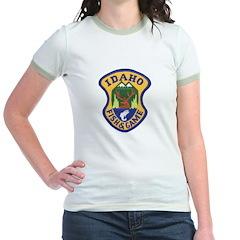 Idaho Game Warden Jr. Ringer T-Shirt