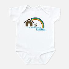 Daddies Plural Infant Bodysuit