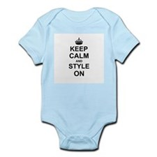 Keep Calm and Style on Body Suit