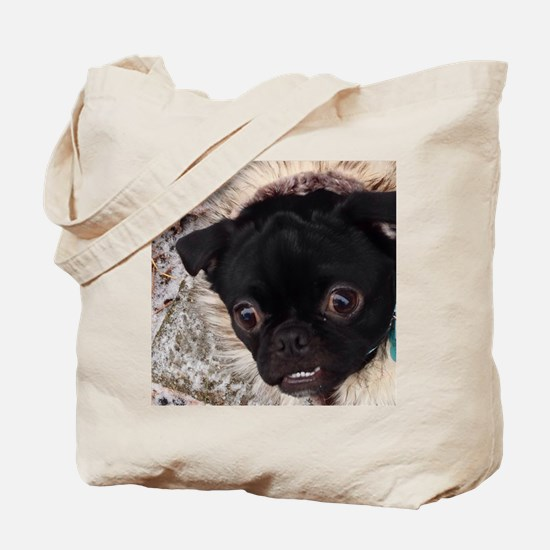 Powe snaggletoof Tote Bag