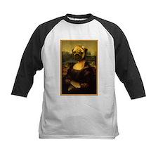 Mona Lisa Pug Tee