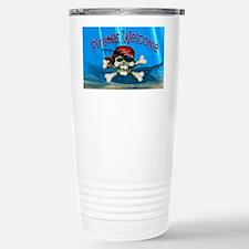 Pirates welcome Travel Mug
