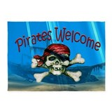 Pirate 5x7 Rugs