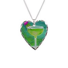 Margarita art Necklace