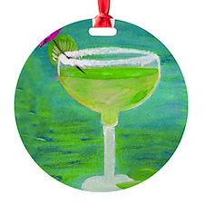 Margarita art Ornament