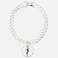 Vintage Pin Up Mermaid ~ Bracelet