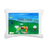 Golf Rectangle Canvas Pillows