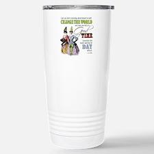 Change The World Travel Mug