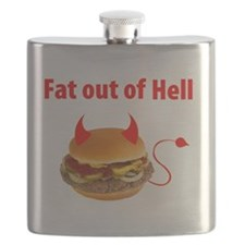 Fat out of Hell Flask