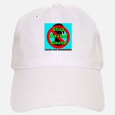 Stop On-Line Abuse Baseball Baseball Cap