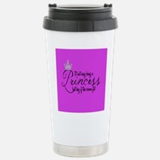 Funny Disney princess Travel Mug