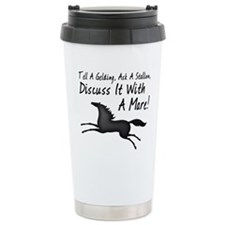 mare horses Travel Mug