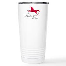 alpha mare horses Travel Mug
