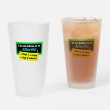Change Of Underware/Woody Allen Drinking Glass