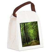 Path Canvas Lunch Bag