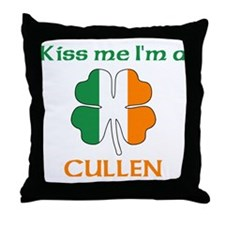 Cullen Family Throw Pillow