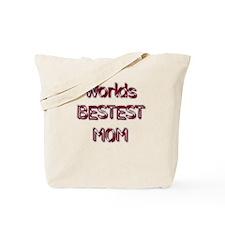BESTEST Mom Tote Bag