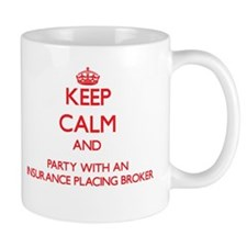 Keep Calm and Party With an Insurance Placing Brok