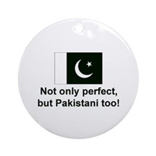 Perfect Pakistani Keepsake Ornament