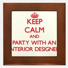 Keep Calm and Party With an Interior Designer Fram