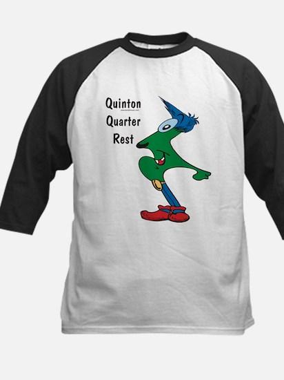 Quinton Quarter Rest Kids Baseball Jersey