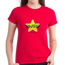 Real Estate Rock Star Tee