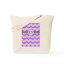 RN Chevron 3 Tote Bag