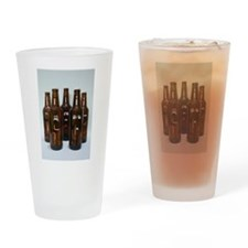 Birthday Beer Humor Drinking Glass