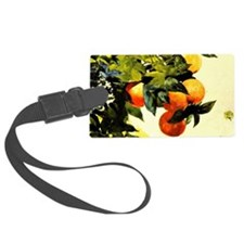 Oranges on a Branch; Winslow Hom Luggage Tag