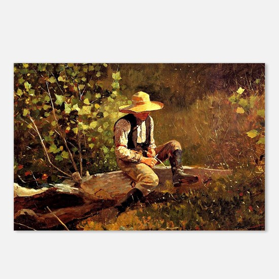 Winslow Homer - The Whitt Postcards (Package of 8)
