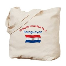 Happily Married To Paraguayan Tote Bag