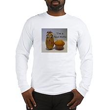 Stud (spud) Muffin Long Sleeve T-Shirt