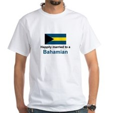 Happily Married to Bahamian Shirt