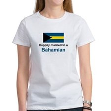 Happily Married to Bahamian Tee