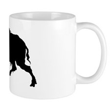 Wild Boar Running Wild Mug