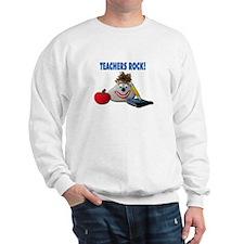 Teachers Rock Sweatshirt