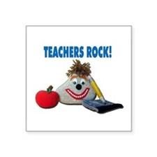 Teachers Rock Sticker