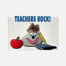 Teachers Rock Magnets