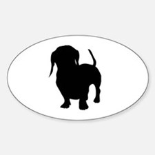 Dachshund 1C Decal