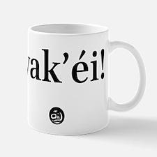 yak'éi Mugs