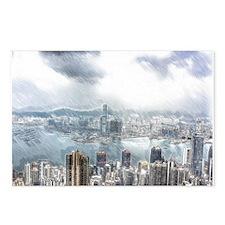Hongkong Postcards (Package of 8)
