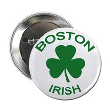 Boston Irish - Button