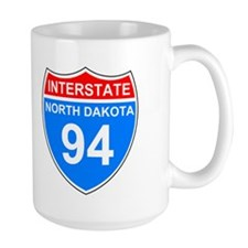 Interstate 94<BR> 15 Ounce Mug