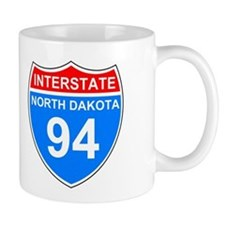Interstate 94 <BR>11 Ounce Mug