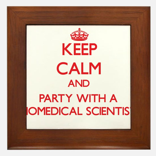 Keep Calm and Party With a Biomedical Scientist Fr