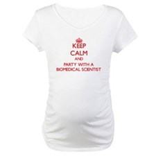 Keep Calm and Party With a Biomedical Scientist Ma