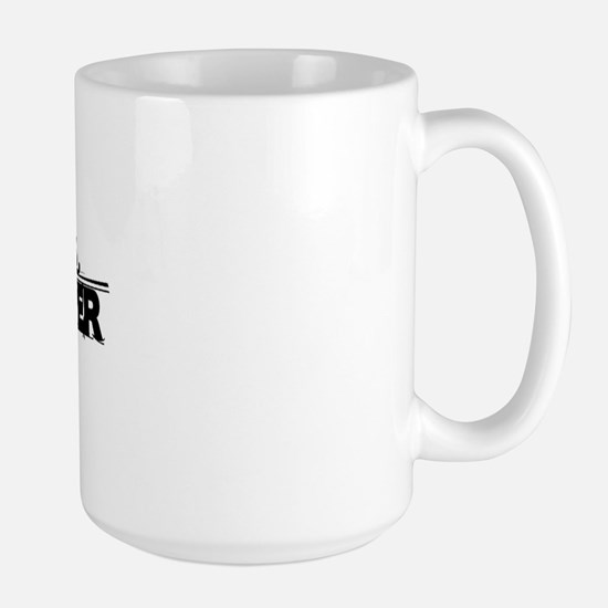 ELTRAV.COM Eat Lightning Large Mug
