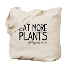 Eat More Plants - Tote Bag